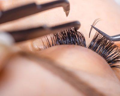 Advanced Eyelash Extension Services