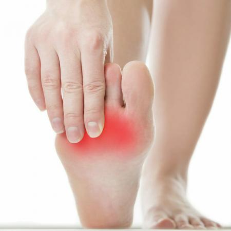Foot Pain Techniques