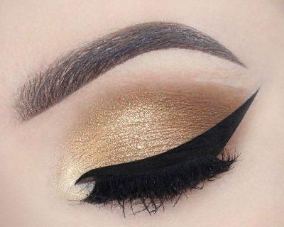 Glamorous Eye: Brow definition + Day to Night Makeup