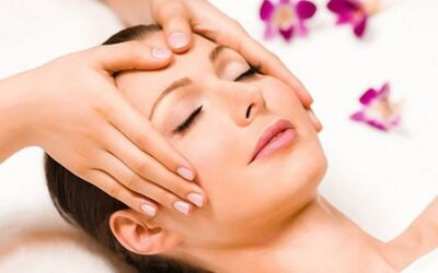 Manual Lymphatic Drainage Massage for the Face